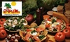 Taqueria 2 Palmas - Huntington: $7 for $15 Worth of Mexican Cuisine and Drinks at Taqueria 2 Palmas