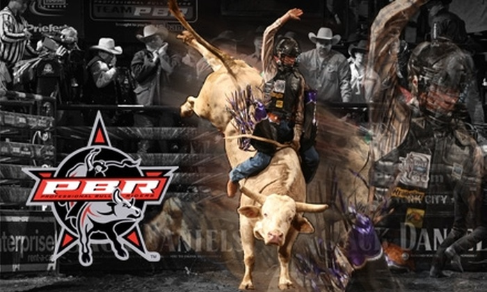 Professional Bull Riders' Pueblo Invitational - State Fair: Half Off Ticket to the Professional Bull Riders' Pueblo Invitational on Your Choice of May 14, 15, or 16 (Up to $80 Value)