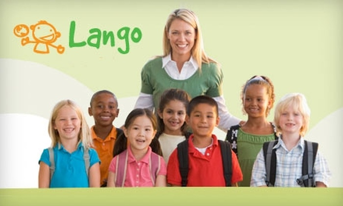 Lango Foreign Languages for Kids - Multiple Locations: $39 for Five Weeks of Children's Spanish Lessons at Lango Foreign Languages for Kids Atlanta ($79 Value). Choose from Three Options.