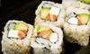 Sushi-2-Go - University Park: $10 for $20 Worth of Sushi at Sushi-2-Go