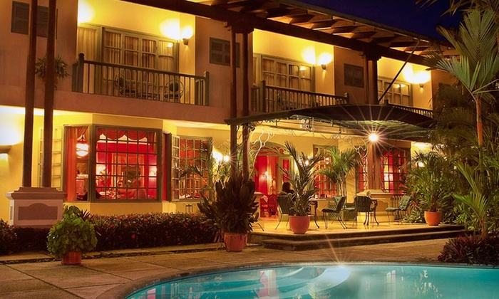 Casa Turire Hotel - Gainesville: Four-Night Stay for Two with Choice of Horseback Tour or Spa Credit Add-ons at Casa Turire Hotel in Costa Rica