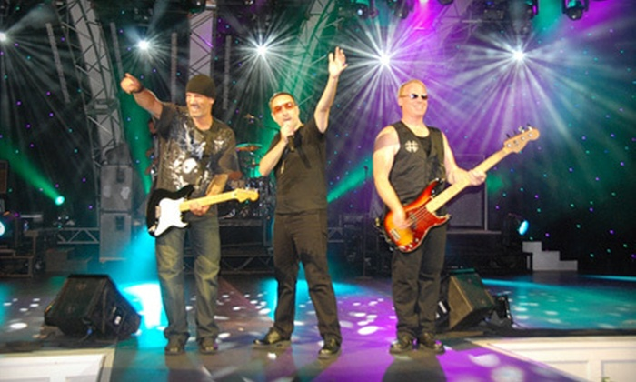 2U and The B-Street Band - The Paramount Theatre - Huntington: Two Tickets to U2 and Bruce Springsteen Tributes at The Paramount in Huntington on January 7 at 8 p.m. (Up to $30 Value)