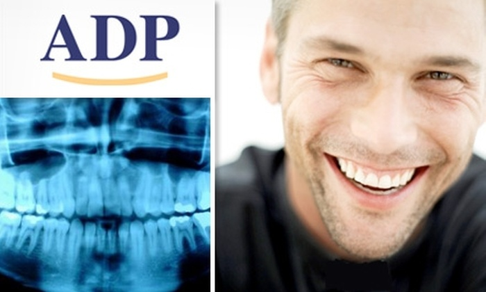 American Dental Professionals - Wauwatosa: $55 for an Exam, Cleaning, X-Rays, and Laser Decay Detection at American Dental Professionals ($247 Value)