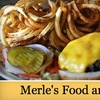 $10 for American Fare at Merle's