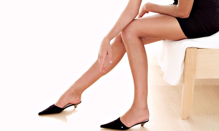Calgary Laser Health and Beauty Centre - Downtown: One or Two Cold-Laser Lipo Body-Sculpting Treatments at Calgary Laser Health and Beauty Centre (Up to 70% Off)