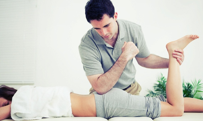 Smith Chiropractic - El Cerrito: Exam with Two or Four Spinal-Decompression Treatments and Adjustments at Smith Chiropractic (Up to 93% Off)