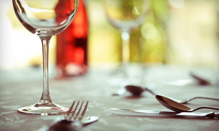 Cross-N-Crown Caterers - Houston: $149 for Catering Package for Up to 25 People from Cross-N-Crown Caterers (Up to $300 Value)