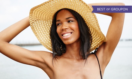 Laser Hair-Removal for a Small, Medium, or Large Area at Your Body by Design & Medi-Spa (Up to 80% Off)