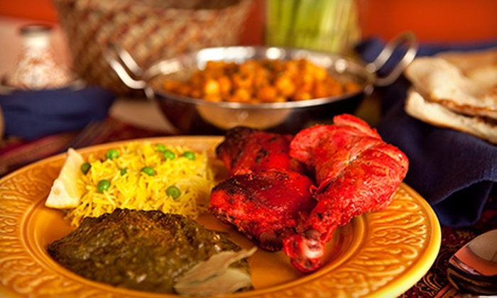 Maurya Indian Cuisine - Fairview: Indian Food for Dinner at Maurya Indian Cuisine (Up to 52% Off). Two Options Available.