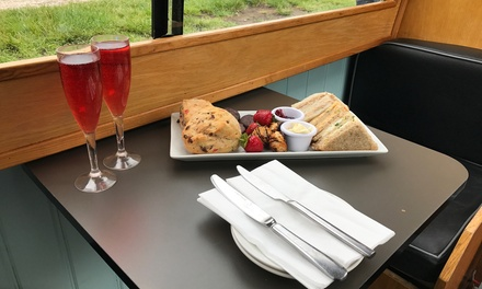 Afternoon Tea Cruise for Up to Four at Lancashire Canal Cruises (Up to 57% Off)