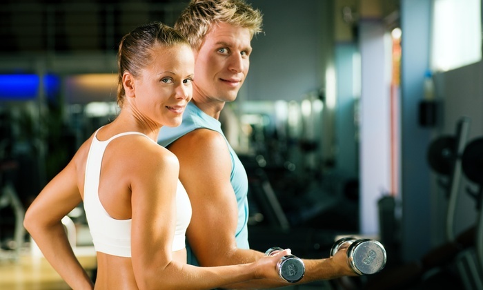 Movement Fitness - Multiple Locations: Two Personal Training Sessions with Diet and Weight-Loss Consultation from Movement Fitness (77% Off)