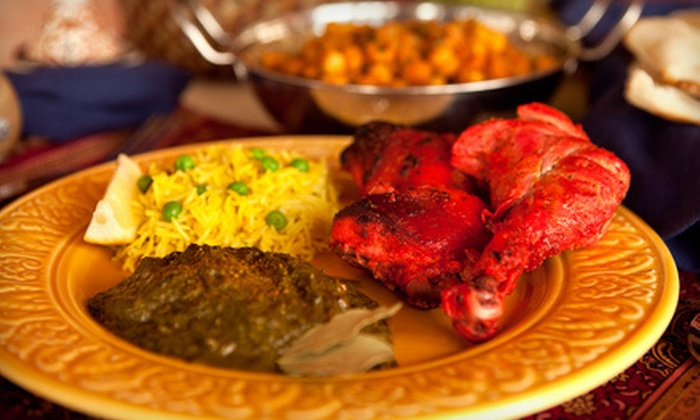 Mirch Masala - Colorado Springs: Indian Food and Drinks for Lunch or Dinner at Mirch Masala (Half Off)