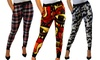 Women's Soft Printed Jogger Pants