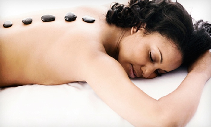 Supple Spa - Flatiron District: 60-Minute Hot-Stone Massage for One or 60-Minute Couples Aromatherapy Massage at Supple Spa (Up to 66% Off)