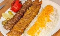 Persian Cuisine at Gilaneh Grill House (Up to 45% Off). Three Options Available.