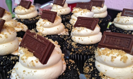 $12 for $20 Worth of Cupcakes at New York Cupcakes