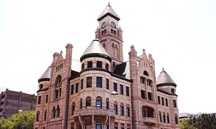 Admission for Two, Four, or Up to Eight at The Wichita-Sedgwick County Historical Museum (Up to 49% Off)