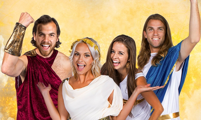 Toga Run - LA Coliseum: $35 for Entry to Toga Run for One, Two, or Four at Toga Run on Friday, December 4($70 Value)