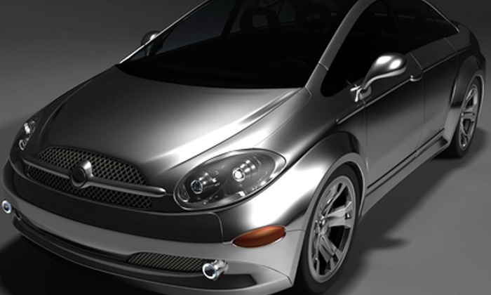 310 Tinting - Multiple Locations: Front-Window Tinting or Full-Car Window Tinting for a Two-Door Car at 310 Tinting (Up to 57% Off)