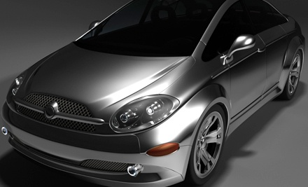 Window Tinting for the Front 2 Windows of a Car (a $129 value) - 310 Tinting in Los Angeles