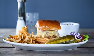Morgan's Restaurant: Gourmet Comfort Food for Dinner for Two, Four, or Six at Morgan's Restaurant (Up to 61% Off)