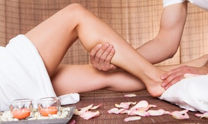 Soothing Oasis Massage: Up to 52% Off Feet and Body Massage at Soothing Oasis Massage