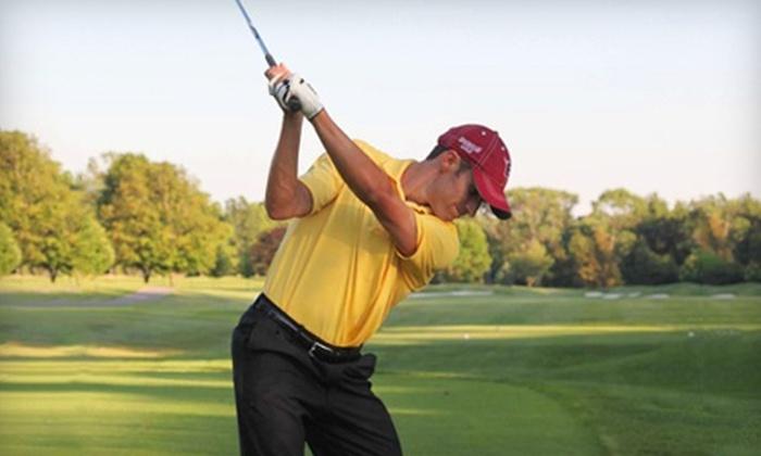 Mark Weghorst Golf Academy - Union: $34.99 for a One-Hour Private Golf Lesson at Mark Weghorst Golf Academy ($70 Value)