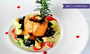 JJ Bistro & French Pastry: $15 for Three Groupons, Each Good for $10 Worth of French Fusion Cuisine ($30 Total Value)