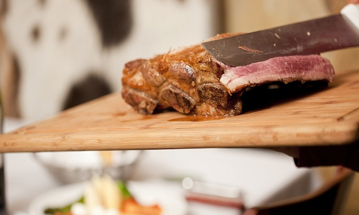 Nelore Churrascaria - Winter Park: Brazilian Steak-House Dinner for Two or Four atNeloreChurrascaria (50% Off)