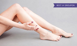 DQ Luxury Reflexology Massage & Relaxation Retreat: One or Two No-Chip Manicures and Pedicures at DQ Luxury Reflexology Massage & Relaxation Retreat (Up to 55% Off)