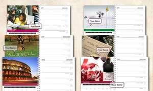 Simply Personalized: One or Two Personalized Planners from Simply Personalized (Up to 56% Off)