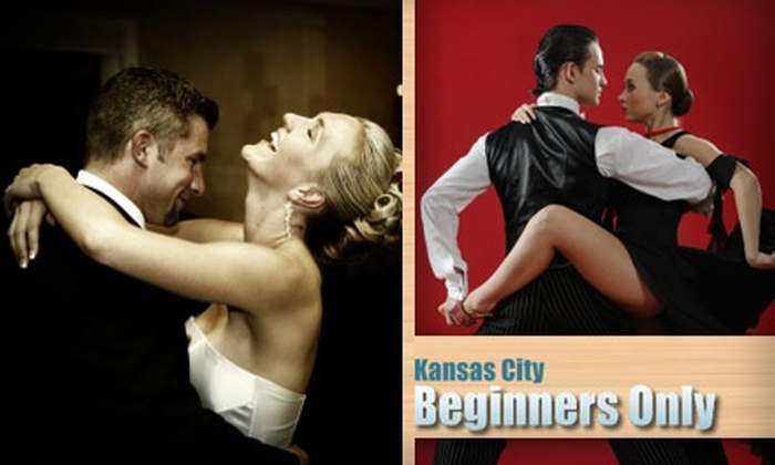 Kansas City Beginners Only - Blue Valley: $55 for Two Private Dance Lessons From Rebecca Black at Kansas City Beginners Only ($150 Value)