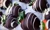 De's Delights - Rozelle - Annesdale Area Association: $10 for a Dozen Chocolate-Covered Strawberries at De's Delights ($25 Value)