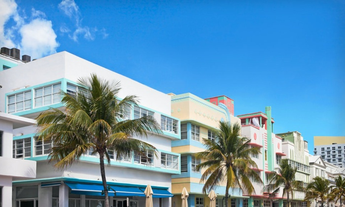 Sole on the Ocean - Sunny Isles: Four-Night Stay at Sole on the Ocean from Miami Nice Tours with Tours of Key West and the Everglades and Miami Bay Cruise