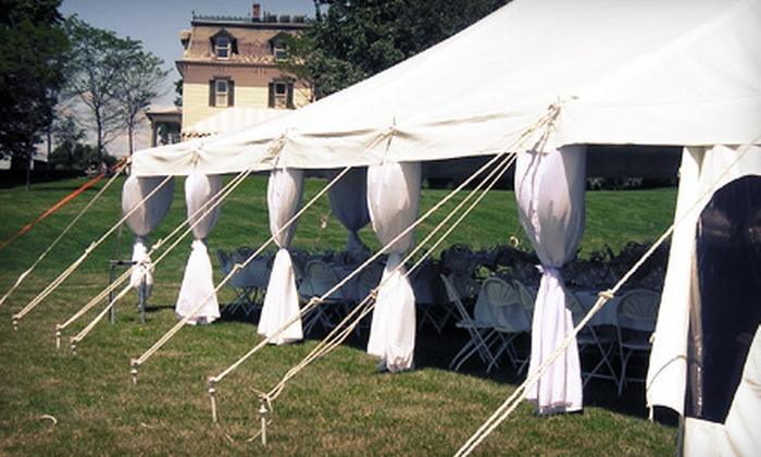 Upstate Party Rental - Auburn: Party-Equipment Rental from Upstate Party Rental. (Up to 66% Off). Two Options Available.