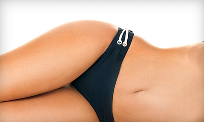 Heal n Cure - Northbrook: $149 for Three Laser Hair-Removal Sessions on One Small Area at Heal n Cure in Northbrook ($750 Value)