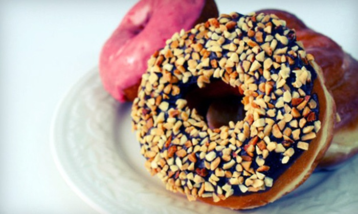 Blue Dot Donuts - Bayou St. John,East Bank,Mid-City: $5 for $10 Worth of Donuts and Drinks at Blue Dot Donuts