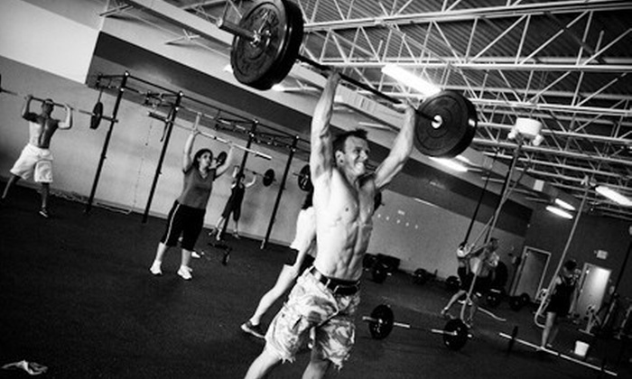 CrossFit Franklin - Franklin Town: 10 or 20 CrossFit Classes at CrossFit Franklin (Up to 87% Off)