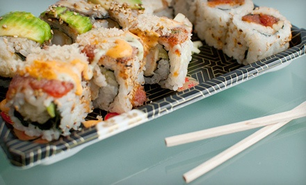 $10 Groupon to I Love Sushi - I Love Sushi in Chicago