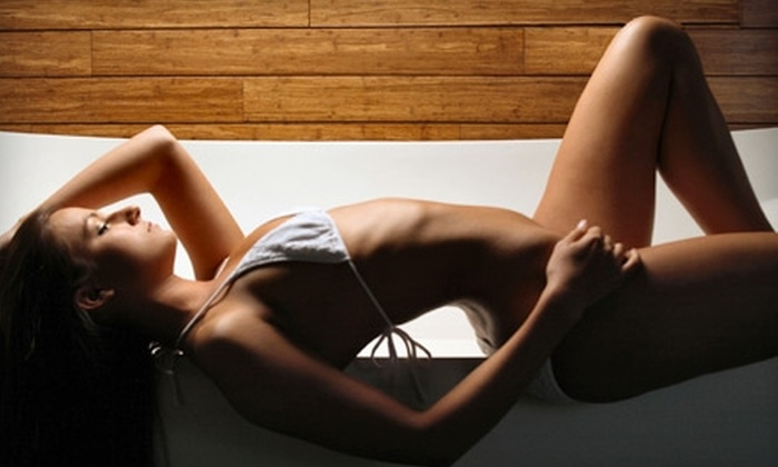 Sunlounge Tanning & Spa - Hollywood Hills: One Month of Unlimited Tanning or Spray Tan at Sunlounge Tanning & Spa