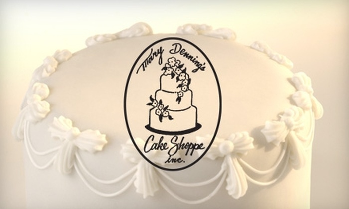 Mary Denning's Cake Shoppe - Westland: $10 for $20 Worth of Cakes, Baked Goods, or Classes at Mary Denning's Cake Shoppe in Westland