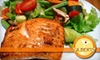 Up to 52% Off at Gilbert's Cafe & Bar