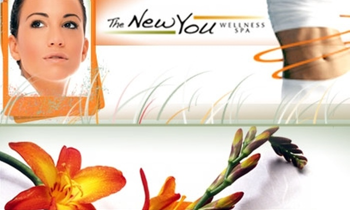 The New You Wellness Spa - Northwest Tampa: $30 for $75 Worth of Spa Services at The New You Wellness Spa