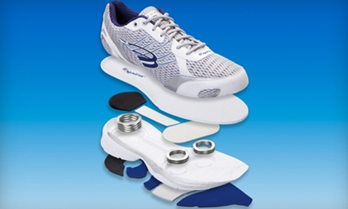Spira Footwear: $40 for $80 Toward Athletic Shoes from Spira Footwear