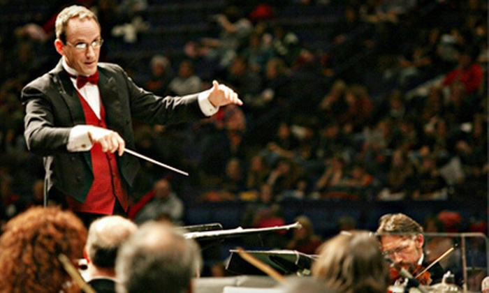 The Lexington Philharmonic - University of Kentucky: $45 for Two Tickets to The Lexington Philharmonic's Americana with Time for Three Performance on March 23 (Up to $97 Value)