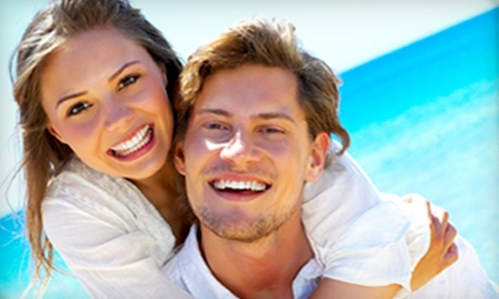 Whiter Image - Maryville: $39 for a Whiter Image Teeth-Whitening Procedure at Ladies Total Fitness in Maryville ($99 Value)