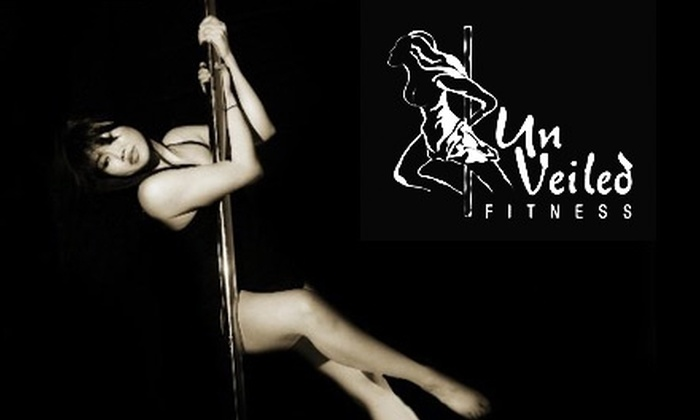 Unveiled Fitness - Laguna Hills: $29 for Two Introductory Pole-Dancing Classes at Unveiled Fitness ($64 Value)