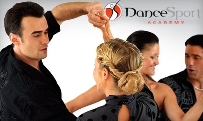 DanceSport Academy - Ardmore: $36 for Three Group Classes at DanceSport Academy in Ardmore ($75 Value)