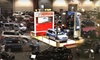 Inland Empire Auto Show - Ontario: $15 for an All-Day Car-Show Outing for Four at Inland Empire Auto Show in Ontario