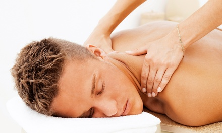 One or Three 60-Minute Swedish Massages at California Lashes & Spa (Up to 52% Off)